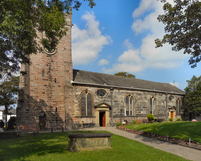 St Chad's Church, Poulton-le-Fylde