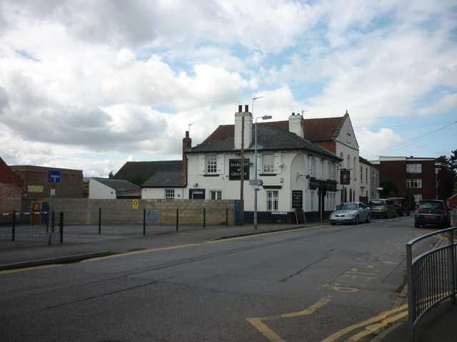 The Marquis of Granby, on West Gate, Sleaford