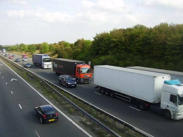 Coombe Fields-M6 Motorway