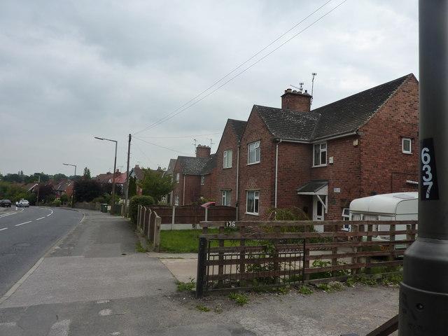 Mansfield Road, Alfreton