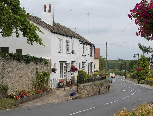 Aberford Road, Barwick in Elmet