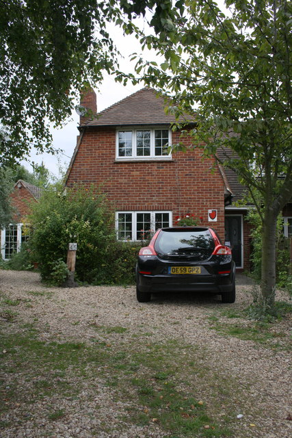 'St Johns Cottage', #45 Little Wittenham Road