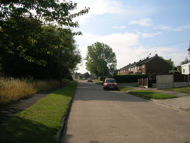 Beaumont Road North, Sheffield