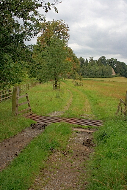 Track to Azerley
