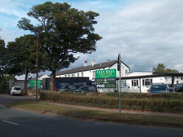 Lees Hall Golf Club, Sheffield