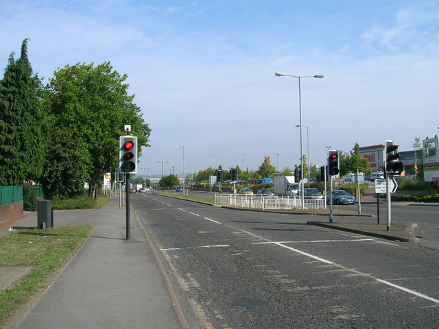 Greenland Road, Sheffield heading north