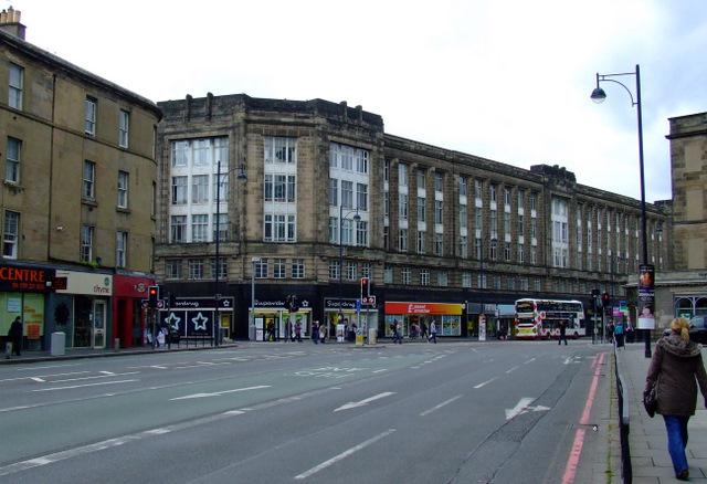 Earl Grey Street