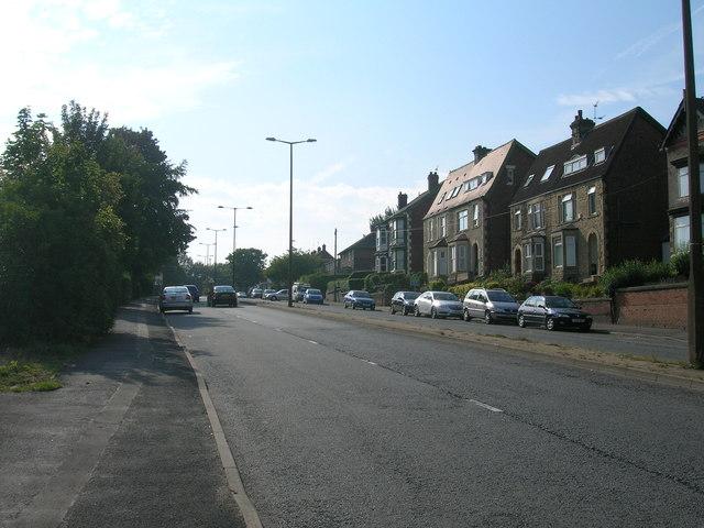 Handsworth Road (B6200)