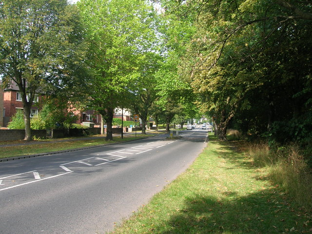 Retford Road (B6200) towards Sheffield