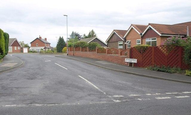 Richmondfield Lane, Barwick in Elmet
