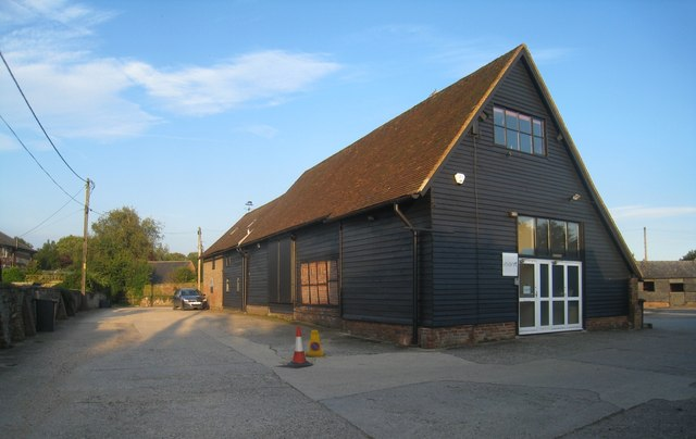 Converted barn - Hannington