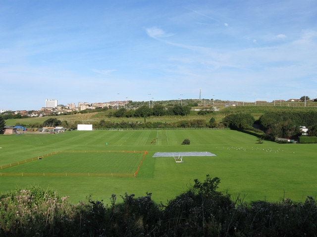 Rugby Pitches, East Brighton Park