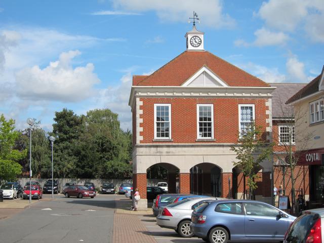 Building on Bligh's Walk