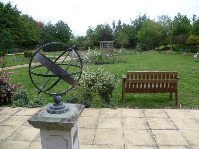 Garden of Remembrance at Wood Green Animal Shelter