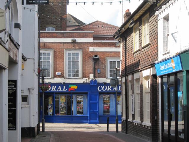 Coral, London Road