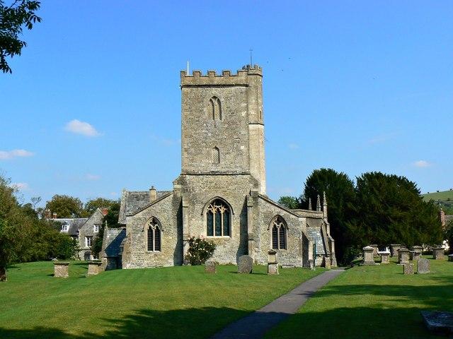 Church of All Saints, West Lavington