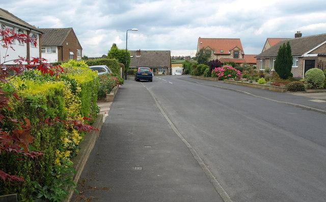 Gascoigne Road, Barwick in Elmet