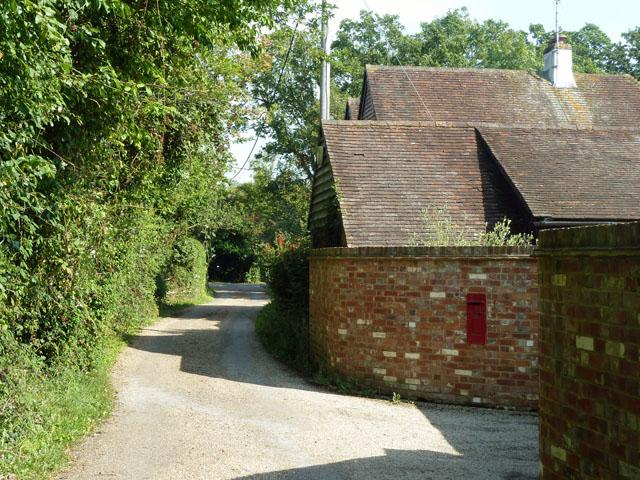 Lane by Marringdean House