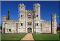 SU5406 : Titchfield Abbey Gatehouse (Place House) by Mike Searle