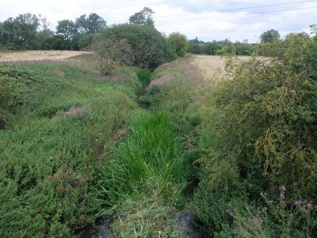 The River Soar, from Soar Mill Bridge