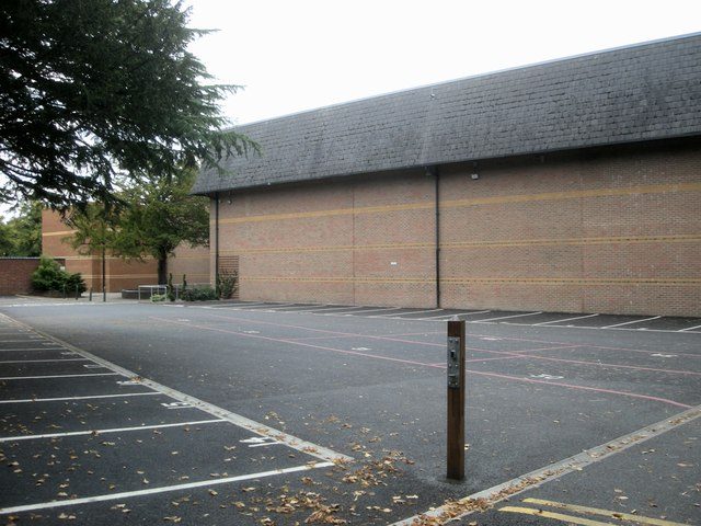 Rugby School Sports Centre