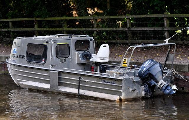 Hydrographic Surveyor, British Waterways