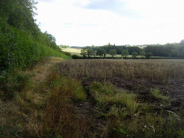 Long Lawford Footpath