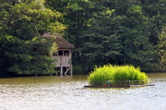 Reservoir Site of Biological Importance
