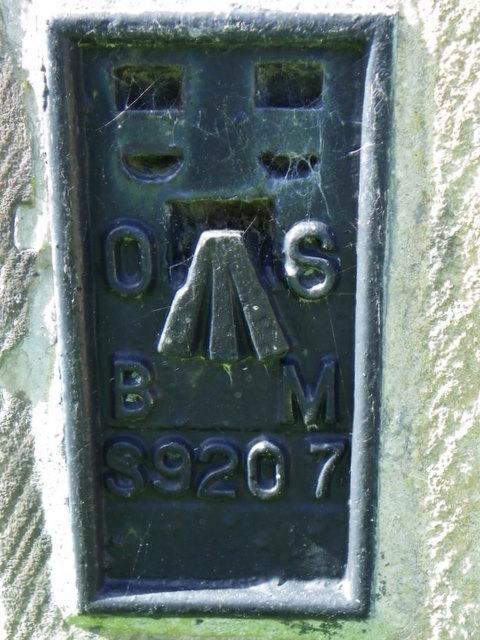 Flush bracket S9207, Widdrington