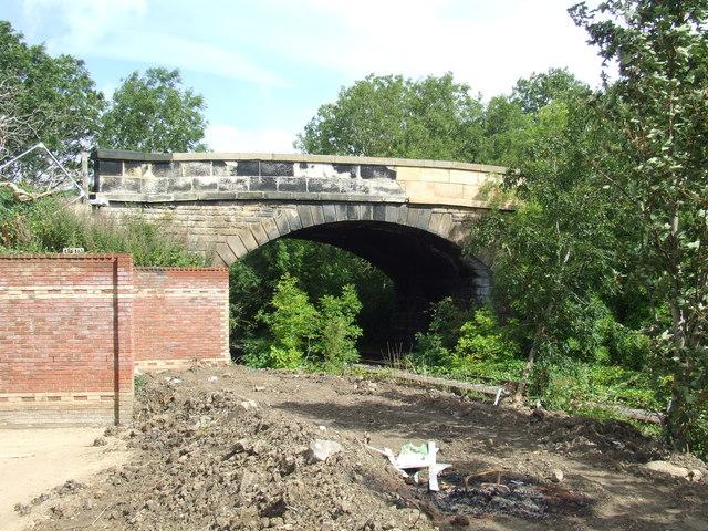 Railway bridge, Leamside