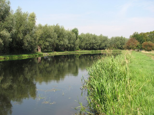 The Cam between Fen Ditton and Horningsea