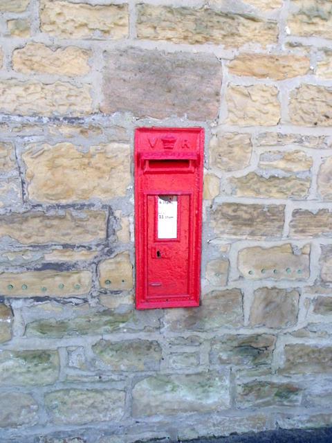 Postbox, Widdrington