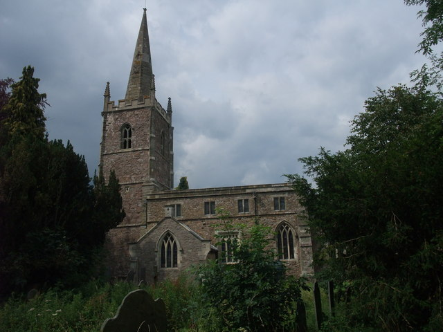 Church of All Saints, Dunton Bassett