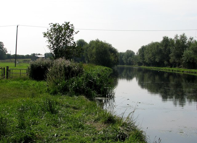 The Cam north of Fen Ditton