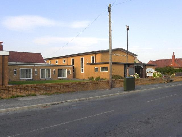 Cleveleys Park Methodist Church