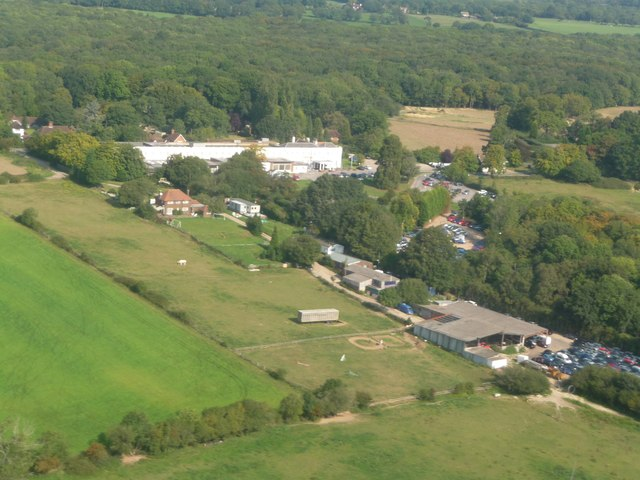 West Sussex : Hotel & Countryside