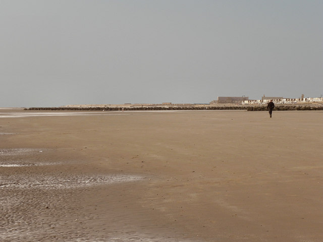 Cleveleys Beach
