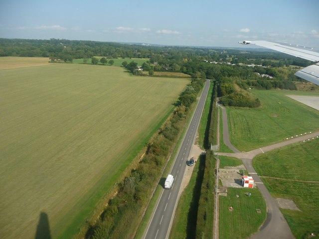 West Sussex : Lowfield Heath Road