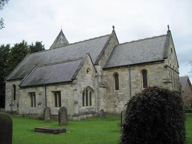 St  James's Church  Bilbrough