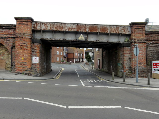 Folkestone, Radnor Street