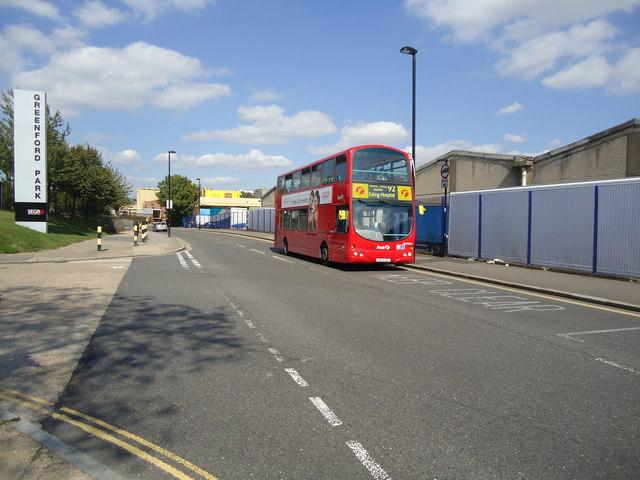 Oldfield Lane, Greenford