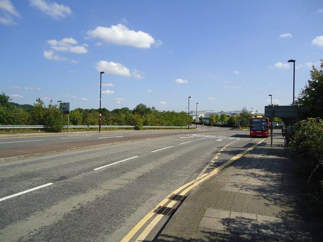 Green Park Way, Greenford