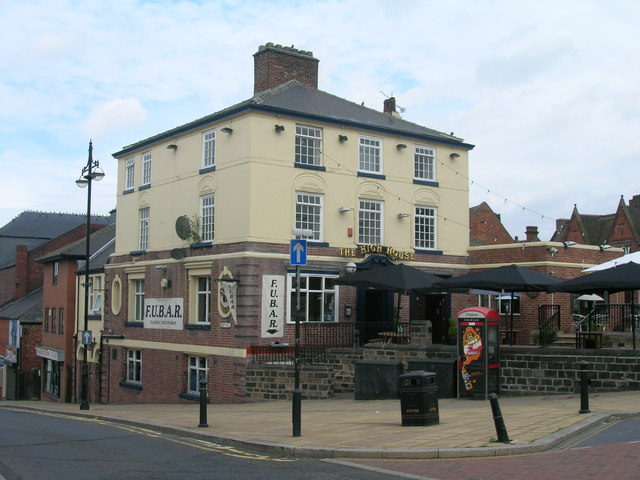 The High House, Rotherham