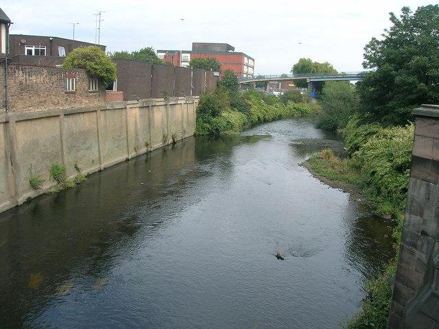 River Don, Rotherham
