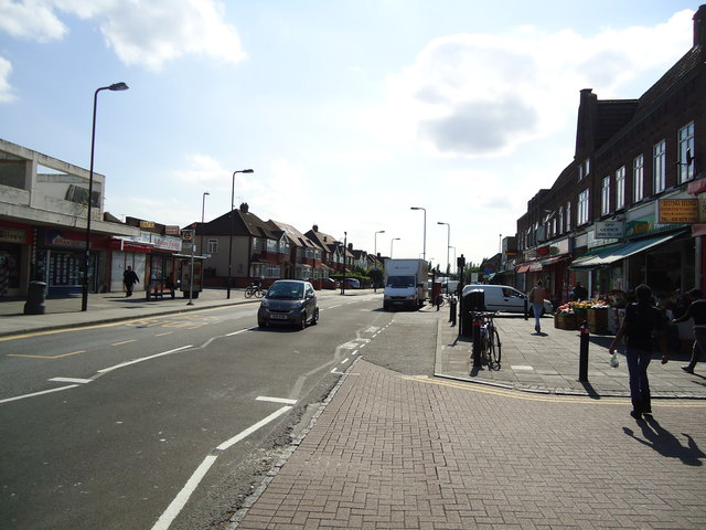 Oldfield Lane North, Greenford