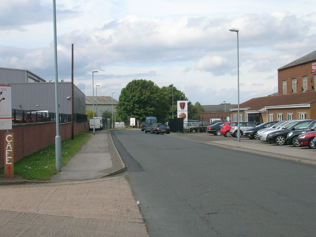 Chesterton Road, Rotherham