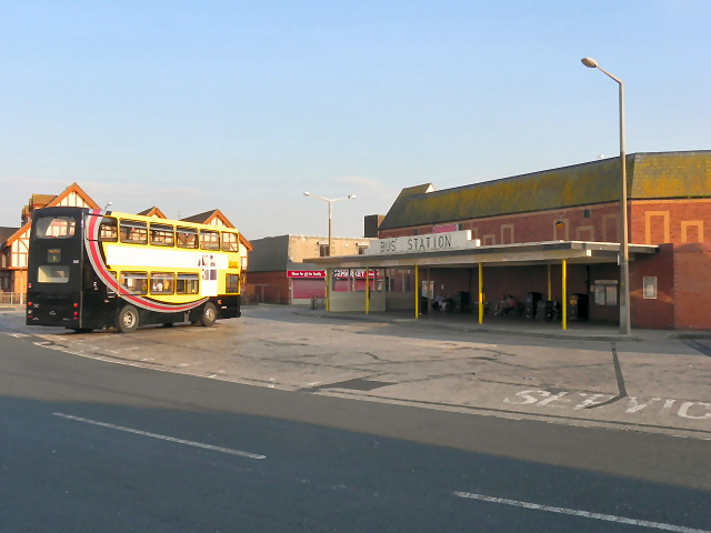Cleveleys Bus Station