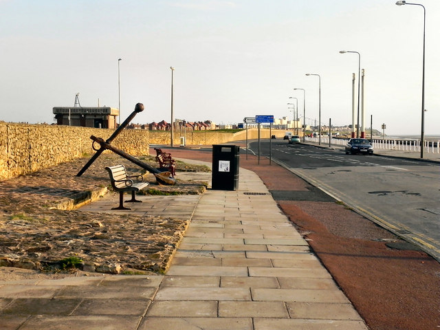 Princes Way, Anchorsholme