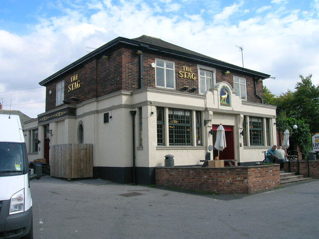 The Stag, Wickersley Road