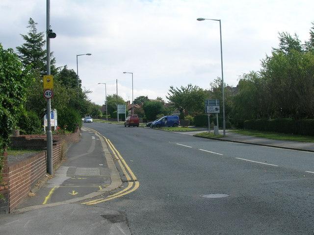 Wickersley Road (A6021)